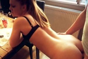 Anální sex na české párty