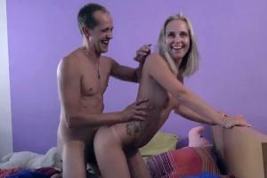 České amatérské porno - Nika a Pavel