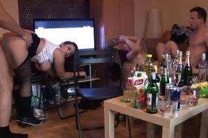 domácí orgie videa