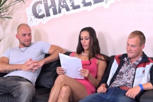 Český Challenge – dva nováčci v pornu
