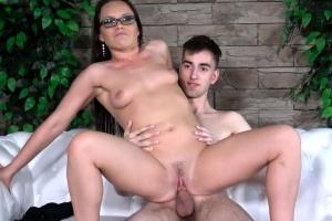 Český Challenge – dvacetiletý mladík předčasně ejakuluje do kundy