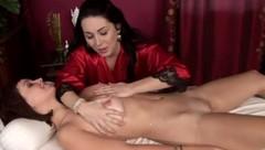 Erotická masáž celého těla