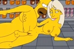Simpson kreslené porno filmy