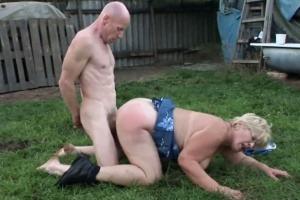 Klasický milf sex