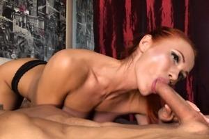 Futanari velký penis