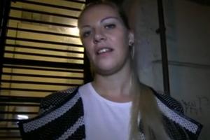 Rychlý prachy – Alison (PublicAgent)