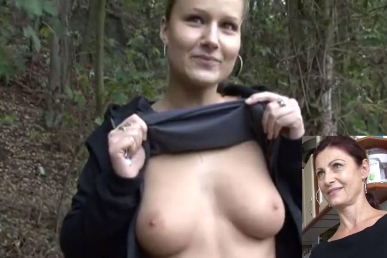 Rychlý prachy v českých ulicích 30 - Alena a Ingrid