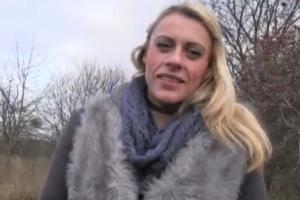 Rychlý prachy v českých ulicích – Brittany (PublicAgent)