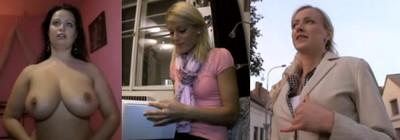 Rychlý prachy v českých ulicích – tři v jednom (PublicAgent)