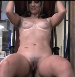 Sexy Fitness v tělocvičně