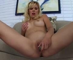 Sexy žhavé dívky masturbují